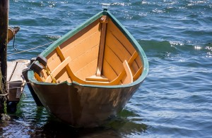 A Tubby Boat © Betty Todd
