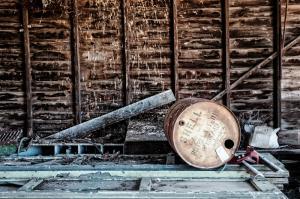 Oil Drum © Brian Clemens
