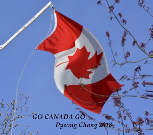 Go Canada Go © Lindsey Woods