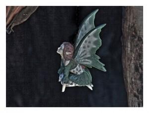 Dangling Angel © Art Jurisson