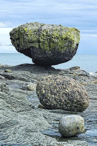 Balancing Act © Lindsey Woods