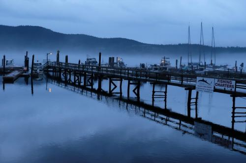 SOOC 1 – Sooke Reflections © Sue Williams