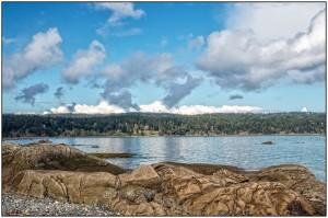 Mudge Island © Brian Clemens