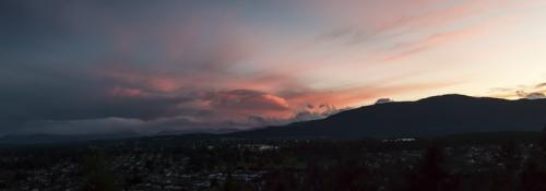 Mt. Benson © Brian Clemens