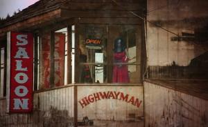Lady in Red 2 © Pat Haugen