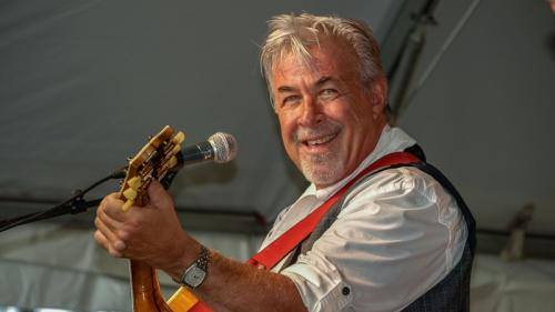 Jim Byrnes © Terry Jones