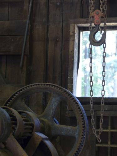 Old Machine Shop 1 © Pat Haugen