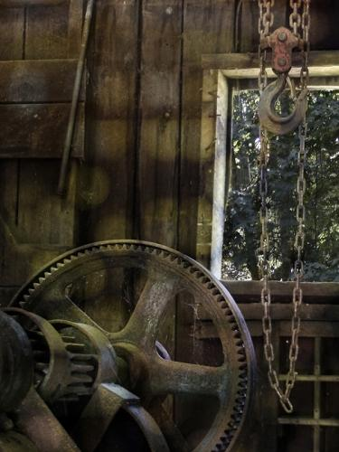 Old Machine Shop 2 © Pat Haugen