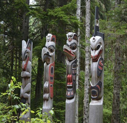Haida Watchmen © Lindsey Woods