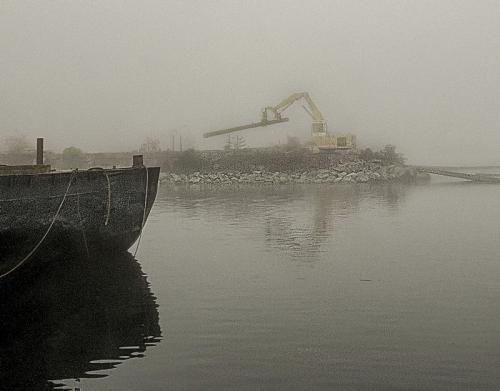 Working Harbour © Bill Brown