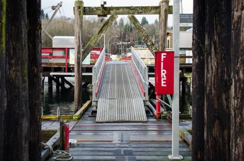 Dock Walk © Charlie Schaal