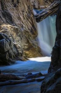 Hidden Falls © Brian Clemens