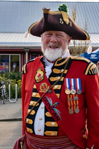 Town Crier © Sue Williams