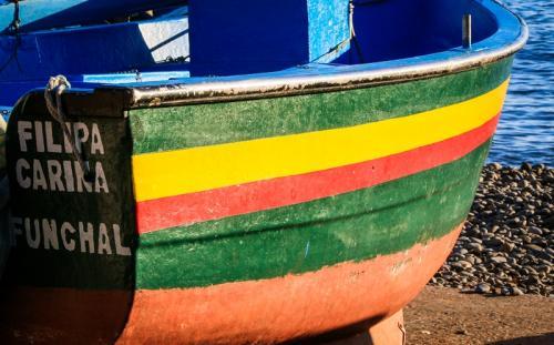 Fishing Boat © Brian Clemens