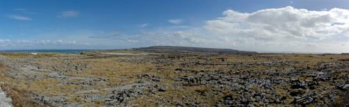 Inis Mor Panorama © Bruce Whittington