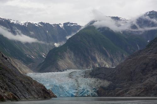 North Sawyer Glacier SOOC © Bruce Whittington