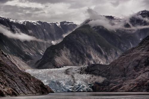 North Sawyer Glacier, Tracy Arm, Alaska © Bruce Whittington