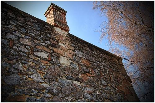 Stone Wall © Art Jurisson