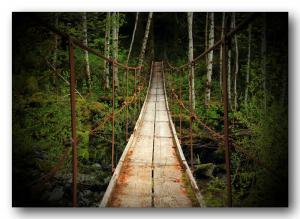 Old Bridge © Art Jurisson