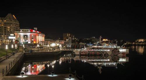 Victoria Inner Harbour © Pat Haugen