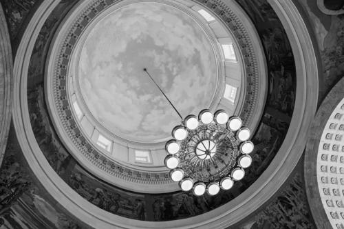 Rotunda Light © Bill Brown