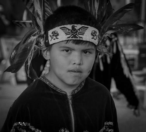 Festival Tribes Dancer © Marcia Rutland