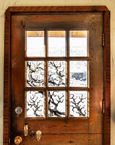 Portal Framed © Sue Williams