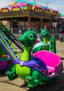 Dragon Ride © Betty Todd