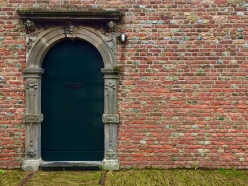What's Behind the Green Door © Kirk Bellamy