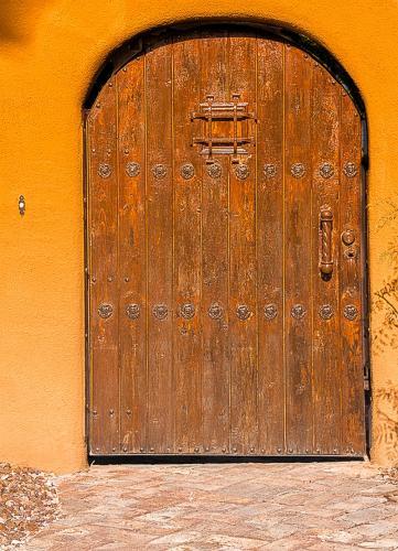 Privacy Door © Betty Todd
