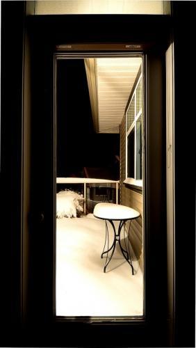 Door into Winter © Tony Godwin